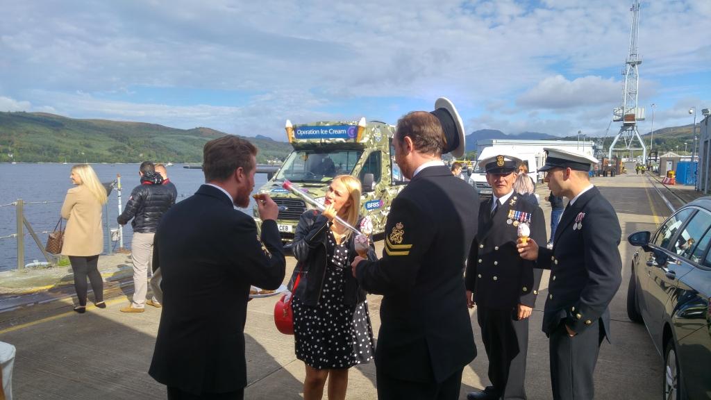 HM Naval Base Magician Glasgow