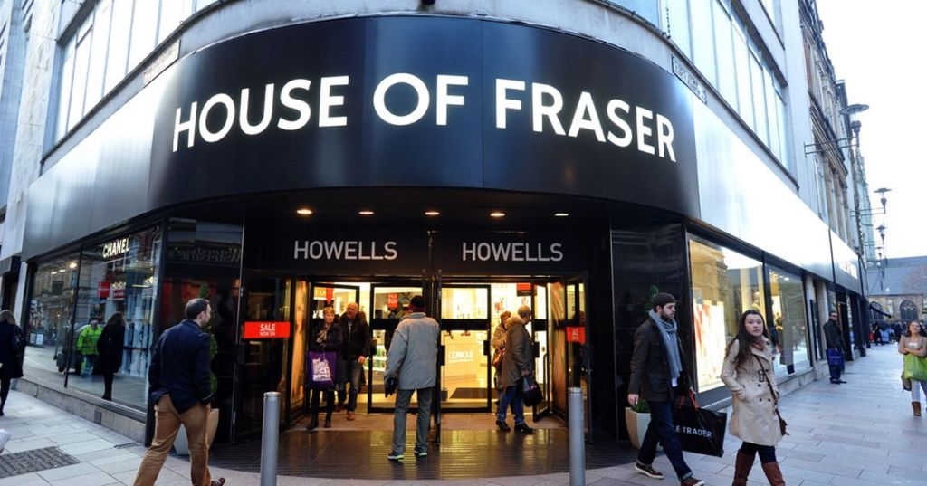 Howells-Department-store-part-of-the-House-of-Fraser-chain-Cardiff